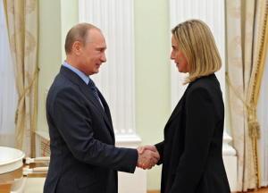 300x01404930320335Mogherini-Putin